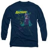 Long Sleeve: Batman - Bat Spray Long Sleeves