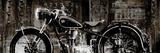 Vintage Motorcycle Stampe di Dylan Matthews