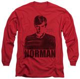 Long Sleeve: Bates Motel - Norman Long Sleeves