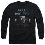 Long Sleeve: Bates Motel - Motel Room Long Sleeves