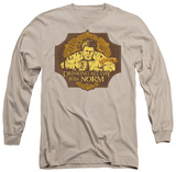 Long Sleeve: Cheers - The Norm Long Sleeves