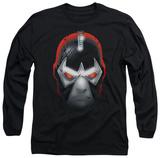 Long Sleeve: Batman - Bane Head Long Sleeves