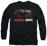 Long Sleeve: Criminal Minds - The Brain Trust Long Sleeves
