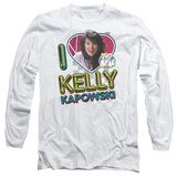 Long Sleeve: Saved By The Bell - I Love Kelly Long Sleeves