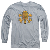 Long Sleeve: Garfield - Ow Long Sleeves