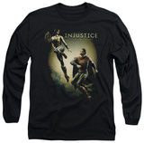 Long Sleeve: Injustice: Gods Among Us - Battle Of The Gods Long Sleeves