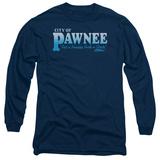 Long Sleeve: Parks & Recreation - Pawnee Long Sleeves
