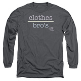 Long Sleeve: One Tree Hill - Clothes Over Bros 2 Long Sleeves
