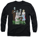 Long Sleeve: The Munsters - The Family Long Sleeves