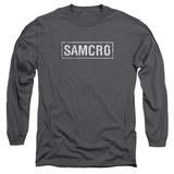 Long Sleeve: Sons Of Anarchy - Samcro Long Sleeves