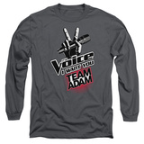 Long Sleeve: The Voice - Team Adam Long Sleeves