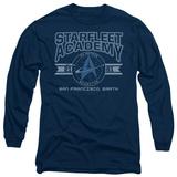 Long Sleeve: Star Trek - Starfleet Academy Earth Long Sleeves