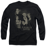 Long Sleeve: The Munsters - American Gothic Long Sleeves