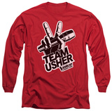 Long Sleeve: The Voice - Usher Logo Long Sleeves