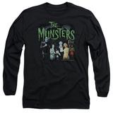 Long Sleeve: The Munsters - 1313 50 Years Long Sleeves