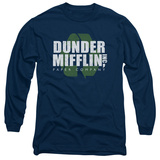 Long Sleeve: The Office - Recycle Mifflin Long Sleeves