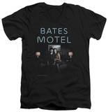 Bates Motel - Motel Room V-Neck V-Necks