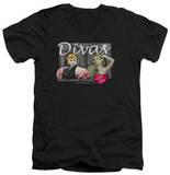 I Love Lucy - Divas V-Neck V-Necks