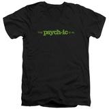 Psych - The Psychic Is In V-Neck V-Necks