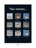 Heula. Pluies normandes Poster par Sylvain Bichicchi