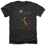 Gumby - Outlines T-shirts