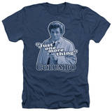 Columbo - Just One More Thing Shirts