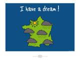 Heula. I have a dream Art par Sylvain Bichicchi