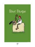 Pays B. - Biker basque Art par Sylvain Bichicchi