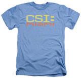 CSI Miami - Logo Distressed T-shirts