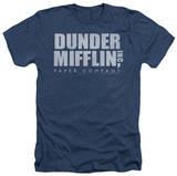 The Office - Dunder Mifflin Distressed T-Shirt