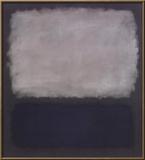 Blue & Gray, 1961 Poster by Mark Rothko