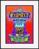 Woodstock 45th Anniversary Print by Bob Masse
