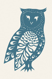 Forest Friends IV Giclee Print by Yasemin Wigglesworth
