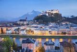 Salzburg, Austria. Fotografisk trykk av  rudi1976