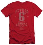 Beverly Hillbillies - Mr 6th Grade Grad (slim fit) Shirts