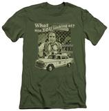 Taxi - Whats A Matta (slim fit) T-Shirt