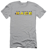 Amazing Race - Running Logo (slim fit) T-Shirt