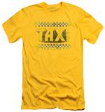 Taxi - Run Down Taxi (slim fit) T-shirts