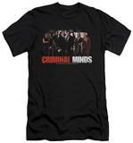 Criminal Minds - The Brain Trust (slim fit) T-shirts