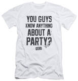Dazed And Confused - Party Time (slim fit) T-shirts