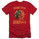 Gumby - Bendefits (slim fit) T-shirts