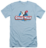 Chilly Willy - Logo (slim fit) T-shirts