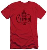 Charmed - Charmed Logo (slim fit) T-shirts