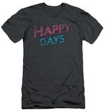 Happy Days - Distressed (slim fit) T-Shirt