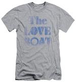 Love Boat - Distressed (slim fit) T-Shirt