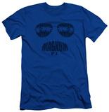 Magnum P.I. - Face It (slim fit) T-shirts