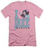 Melrose Place - I Heart Jake Hanson (slim fit) Shirts