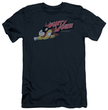 Mighty Mouse - Mighty Retro (slim fit) T-shirts