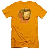 The Six Million Dollar Man - Run Faster (slim fit) Shirts