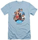 Melrose Place - Season 1 Original Cast (slim fit) T-shirts